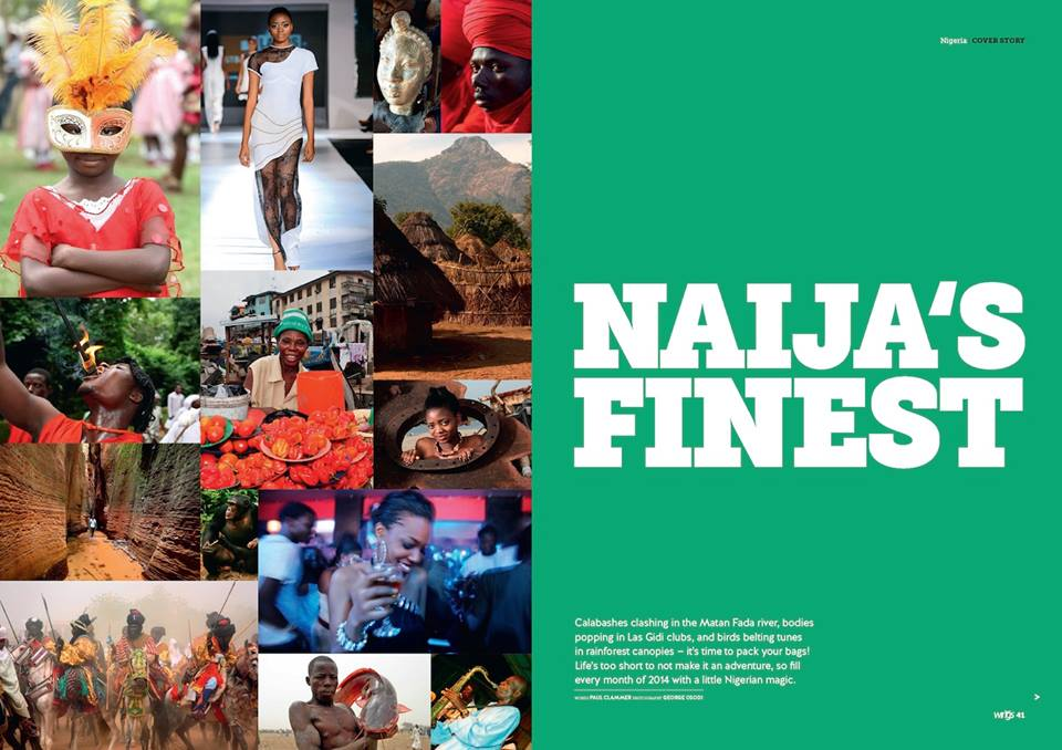 Naija's finest – Wings magazine