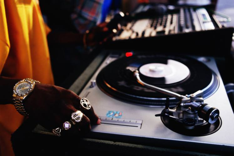 In Kingston you'll be spoilt for choice for vinyl-touting DJs. Image by Christopher Pillitz / Image Bank / Getty
