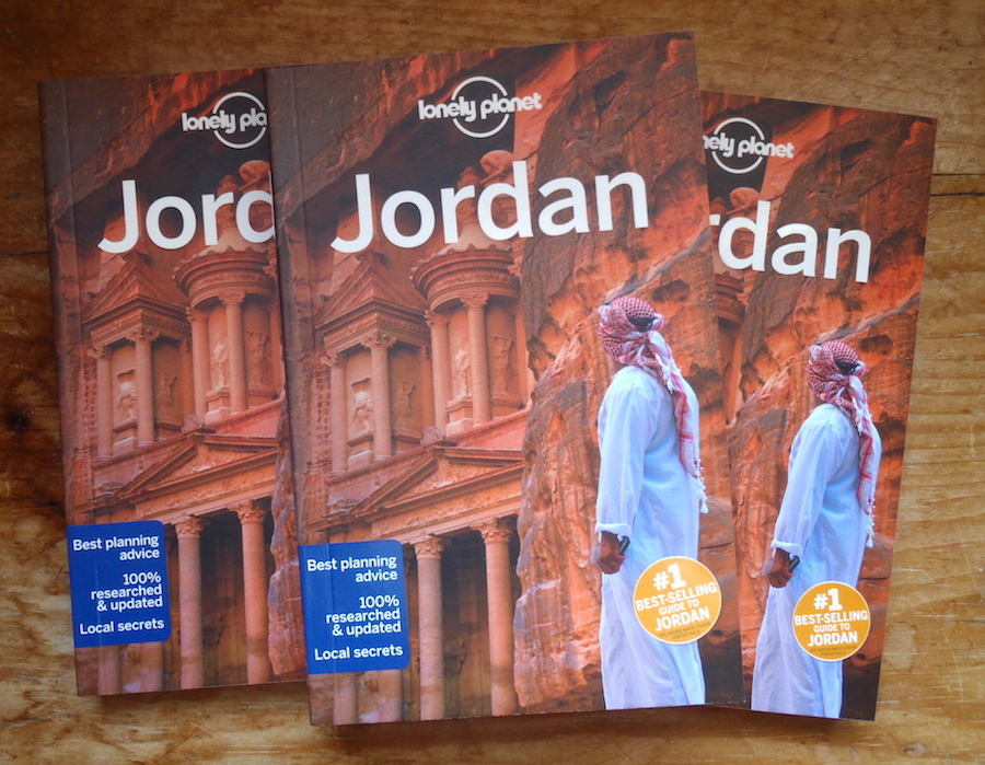 Lonely Planet Jordan (9th edition)