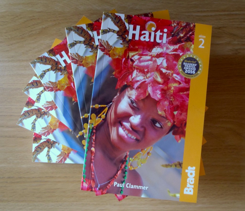 The Bradt Guide to Haiti (2nd Edition)