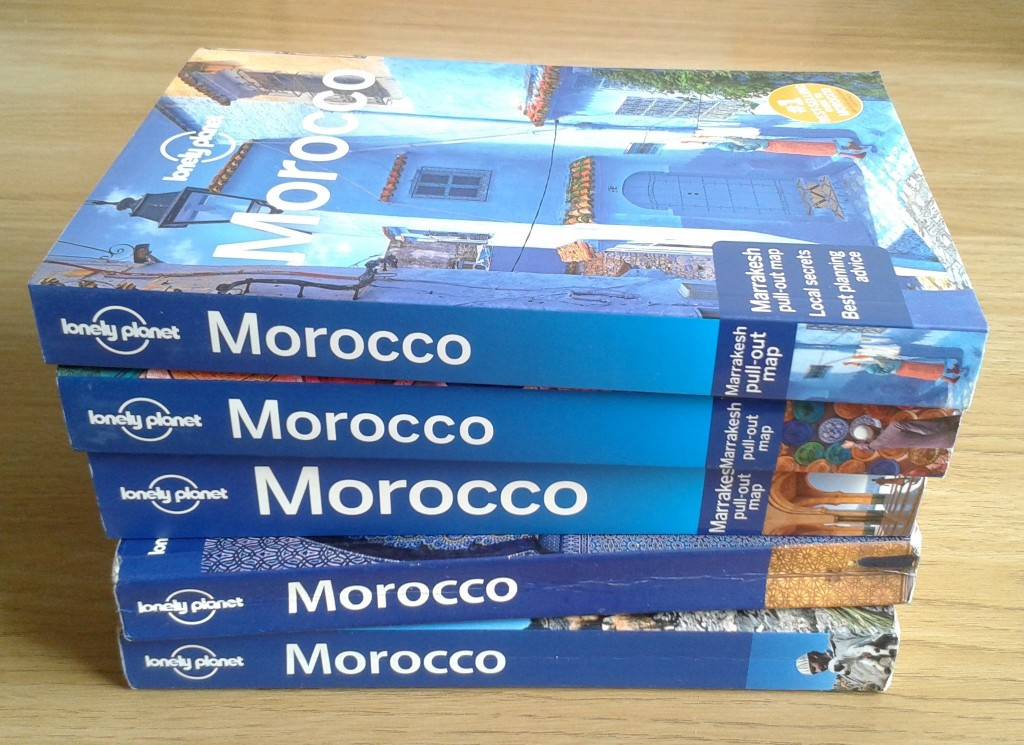 Lonely Planet Morocco: 2007-2017