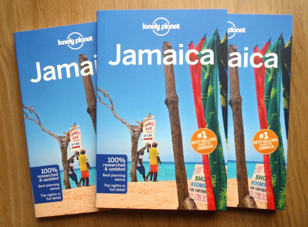 Lonely Planet Jamaica (2017)