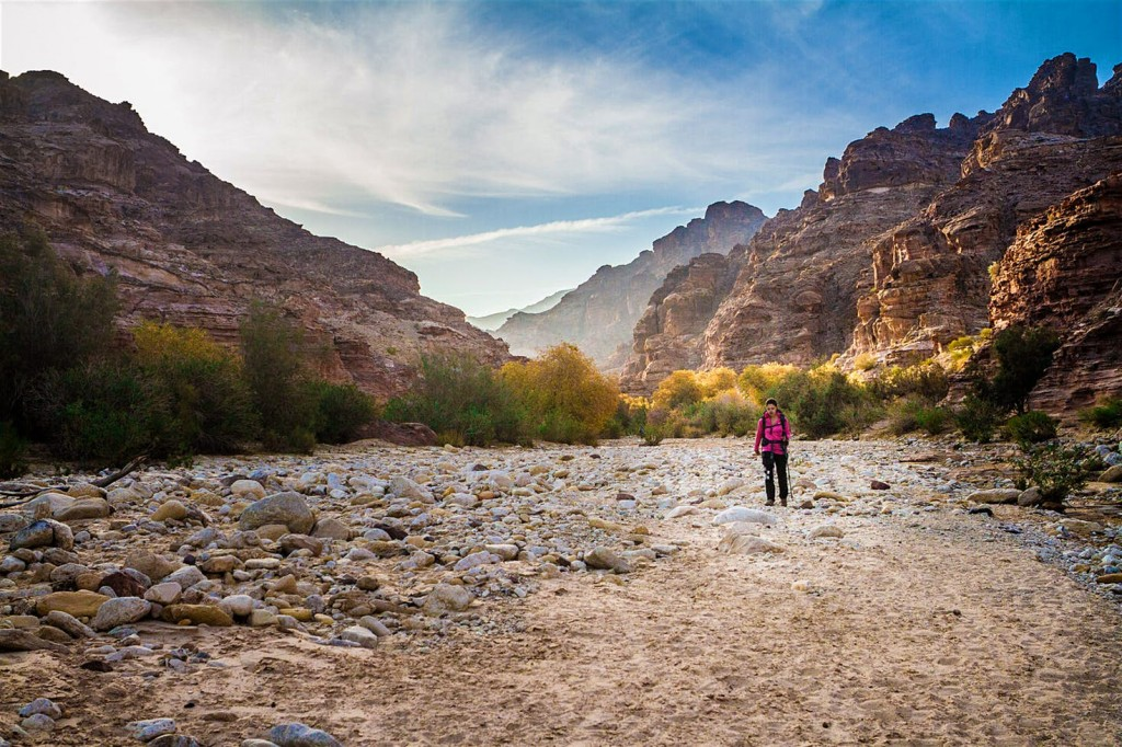 The Jordan Trail (image © Ali Barqawi Studio)