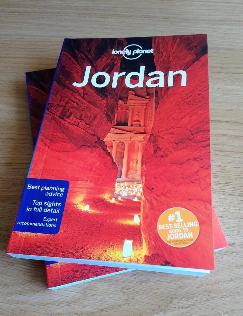 Lonely Planet Jordan (2018)